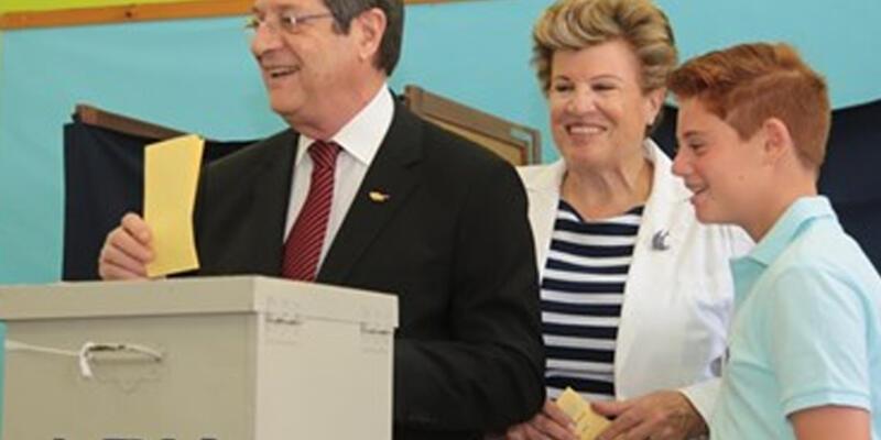 Güney Kıbrıs'ta seçim