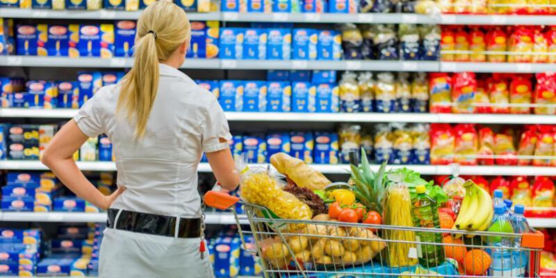 Enflasyon gıdayla beslendi