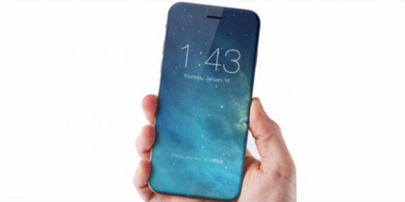Yeni iPhone camdan olacak