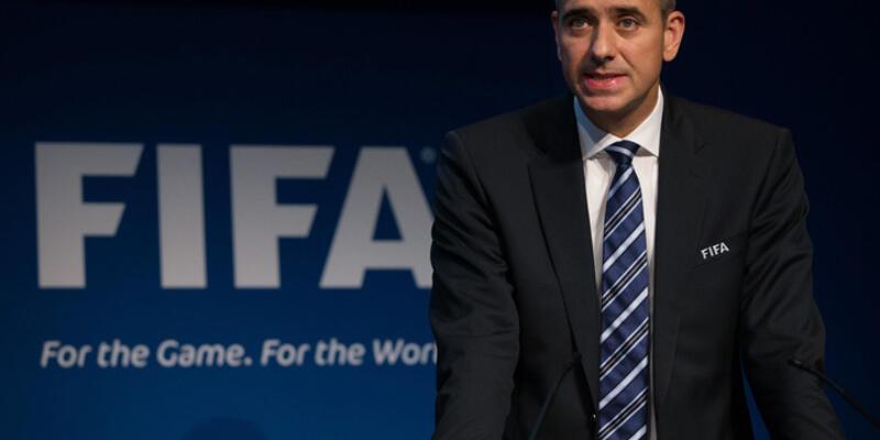 FIFA'da Markus Kattner görevinden alındı