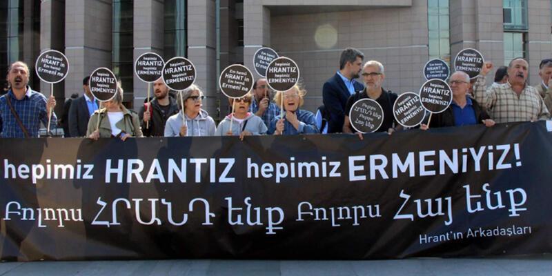 Hrant Dink cinayeti davasında ikinci celse