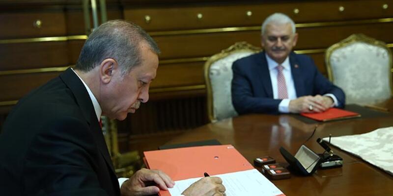 65. Hükümetin ilk Bakanlar Kuruluna Beştepe'de Erdoğan başkanlık edecek