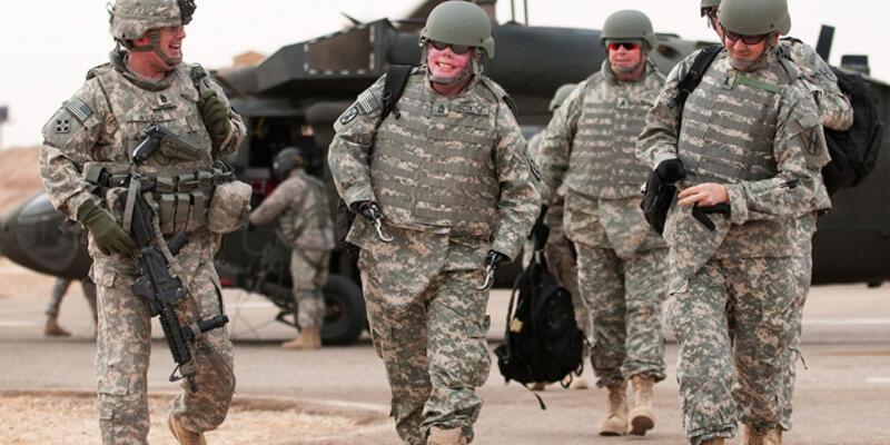 250 ABD askeri Kobani'de
