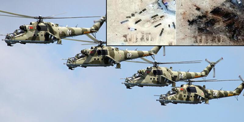 IŞİD Rus hava üssüne saldırdı iddiası