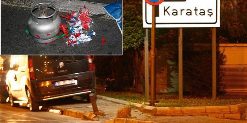 İzmir Konak'ta bomba paniği