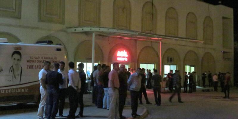 Mardin'de karakola bombalı araçla saldırı