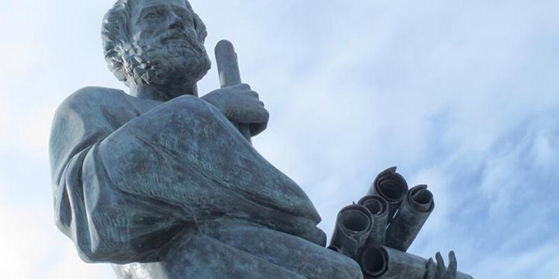 Aristoteles'in mezarının nerede olduğu açıklanacak