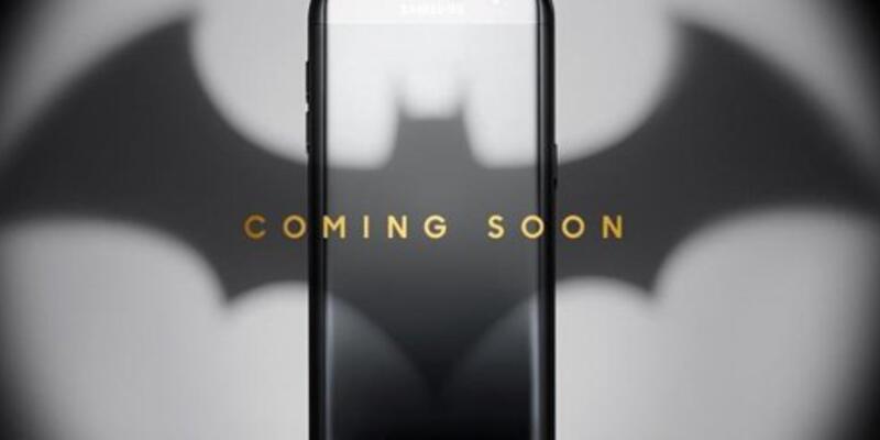 Samsung Galaxy S7 Batman Limited Edition geliyor!