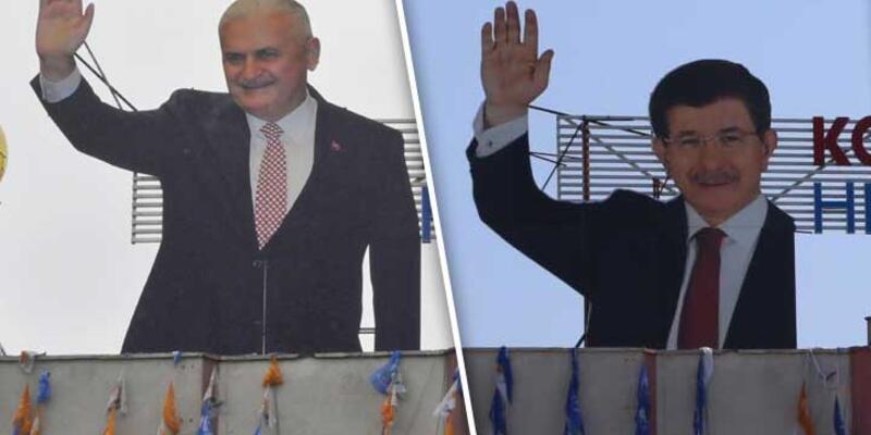 Başbakan fotoğrafları değişti, poz aynı kaldı