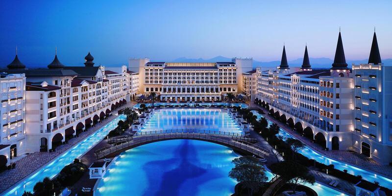 Mardan Palace Otel'in fesih davası 5. kez ertelendi