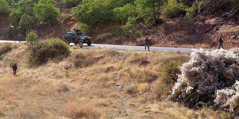 PKK'lı üzerindeki 85 bin lirayla teslim oldu