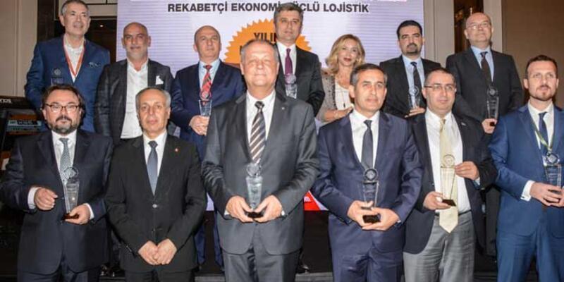 """Sertrans Logistics'e """"Yılın Lojistik Çözümleri Şirketi"""" ödülü"""