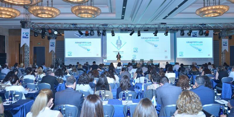 'Araştırmada Yenilikler Konferansı' 2 Haziran'da Four Seasons Bosphorus'ta