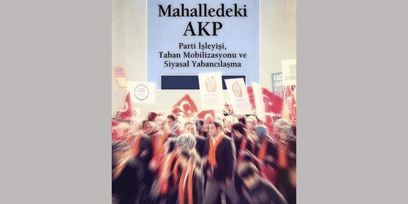 Mahalledeki AKP'yi yazdı