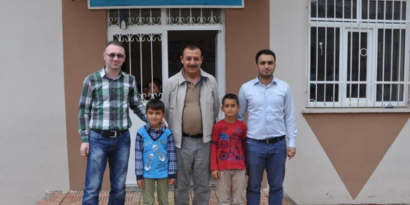 Deneme sınavı Türkiye birincileri Adıyaman'dan