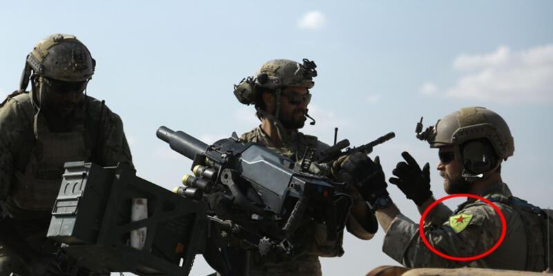 ABD'den YPG simgeli üniforma açıklaması