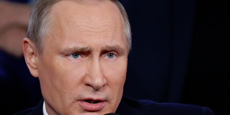 Putin: Hükümetler basına müdahale etmemeli