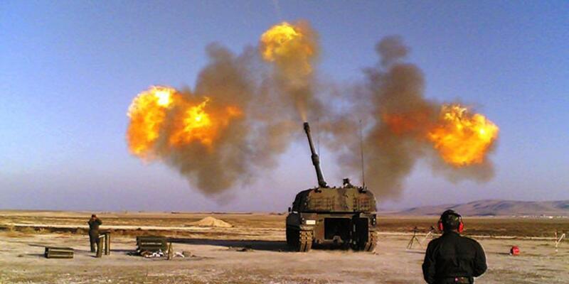 TSK: 104 IŞİD'li öldürüldü