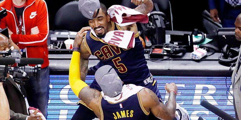 NBA'de ilk finalist Cavaliers