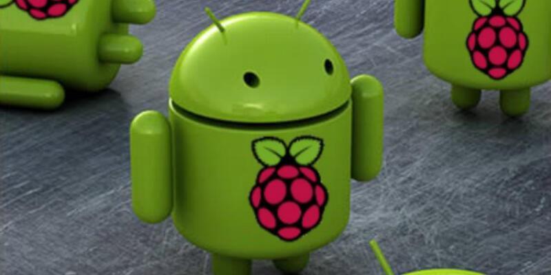 Raspberry Pi için Android yolda!