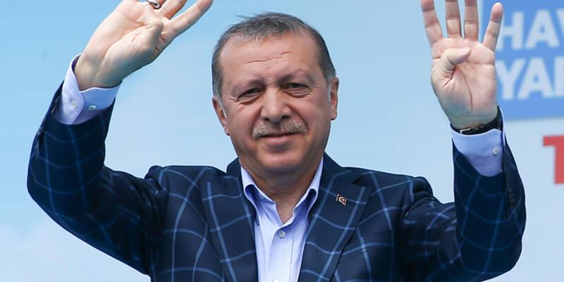 Cumhurbaşkanı Erdoğan TÜRGEV töreninde konuştu