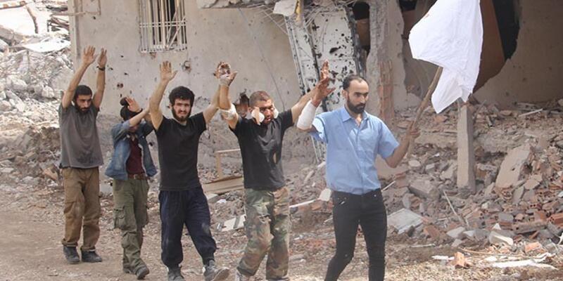 Teslim olan PKK'lılardan 24'ü tutuklandı