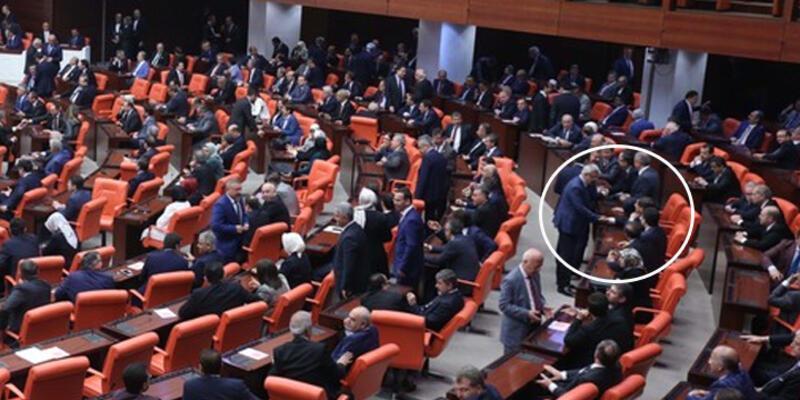 Davutoğlu Başbakanlık sonrası ilk kez Meclis Genel Kurulu'nda