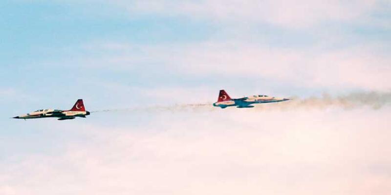 Atatürk Havalimanı'nda uçuşlara 20 dakika ara verildi