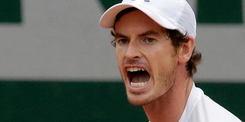 Murray çeyrek finalde