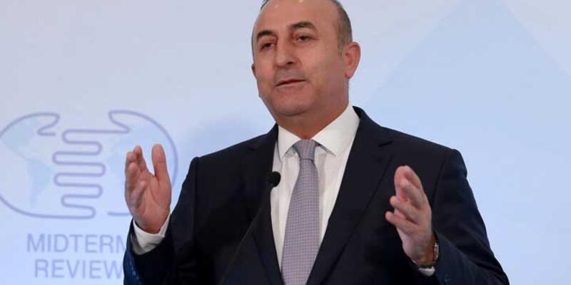Dışişleri Bakanı Mevlüt Çavuşoğlu'ndan ABD ve Rusya'ya mesaj