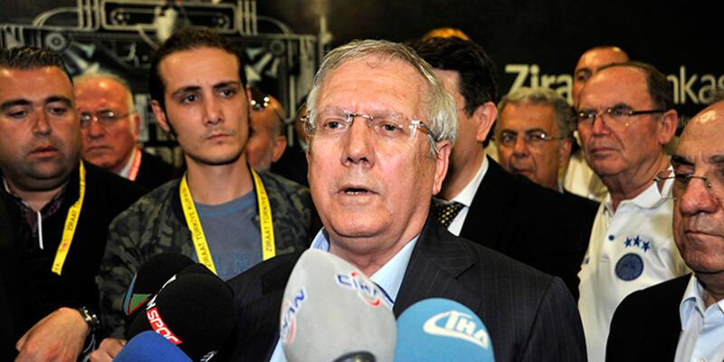 Aziz Yıldırım'a 7,5 ay ceza iddiası