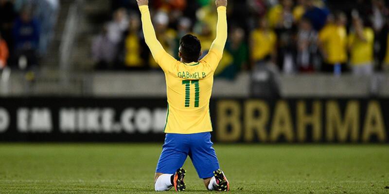 Brezilya'nın Emre Mor'u Gabigol ilk milli maçında büyüledi