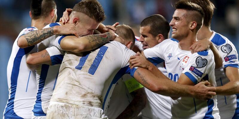 Slovakya'nın 23 kişilik Euro 2016 kadrosu açıklandı