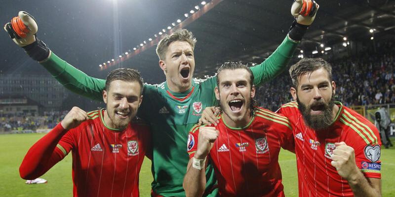 Galler'in 23 kişilik Euro 2016 kadrosu