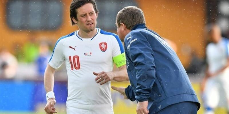 Çek Cumhuriyeti'nin 23 kişilik EURO 2016 kadrosu