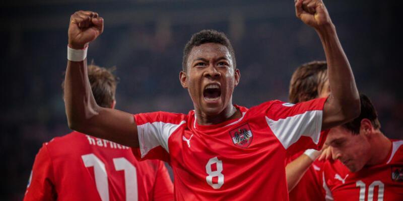 Avusturya'nın 23 kişilik Euro 2016 kadrosu