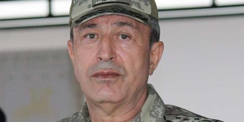 Genelkurmay Başkanı Hulusi Akar Nusaybin'de