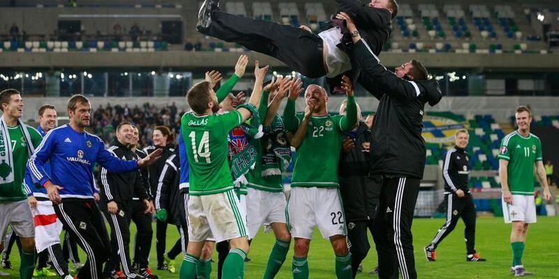 Kuzey İrlanda'nın 23 kişilik Euro 2016 kadrosu