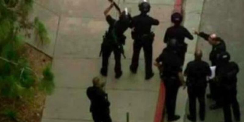 UCLA'da silahlı saldırı