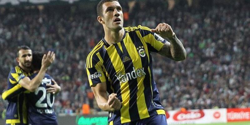 Fenerbahçe ile Cruzeiro Fernandao transferi için anlaştı