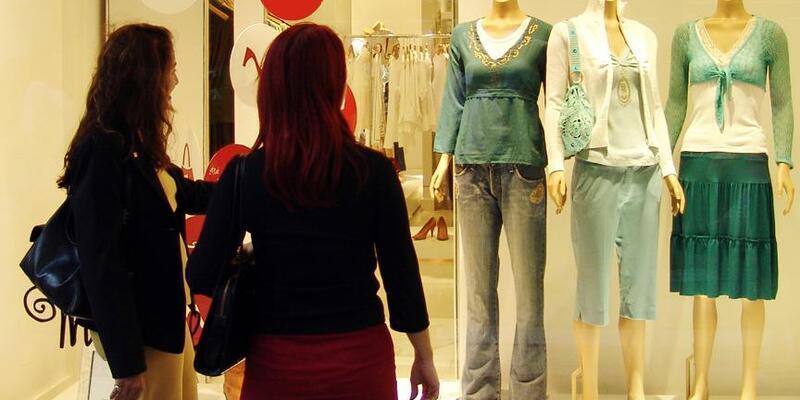 Mayısta en fazla kadın bluzunun fiyatı arttı