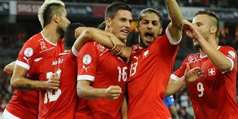 İsviçre - Euro 2016 A Grubu