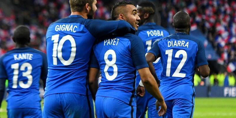 Fransa - Euro 2016 A Grubu