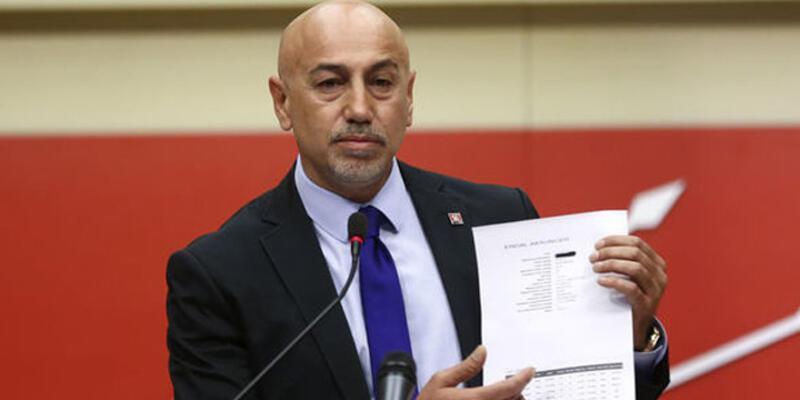 CHP'den Reza Zarrab açıklaması