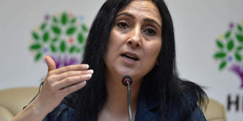 HDP'li Yüksekdağ: Tebligat geç geldi