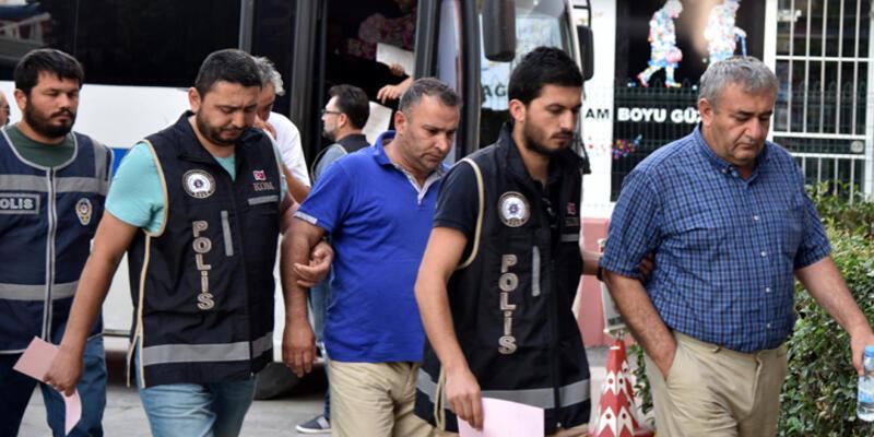 """Üniversitede """"yolsuzluk"""" soruşturmasında 19 tutuklama"""