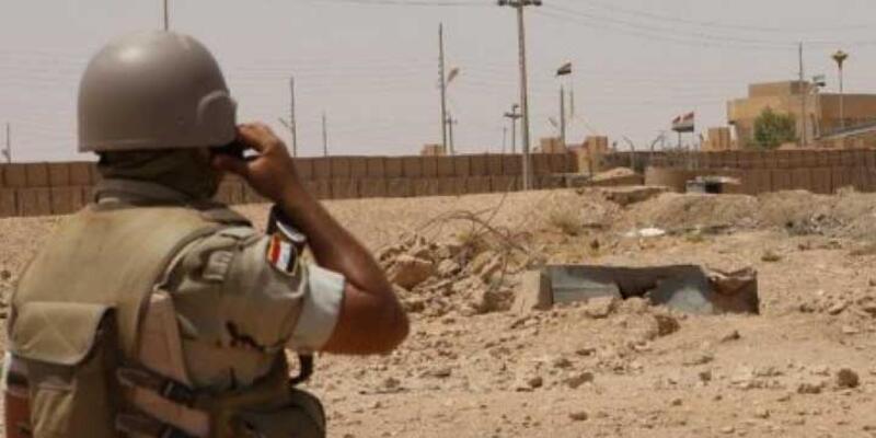Felluce'de IŞİD'in toplu mezarı bulundu