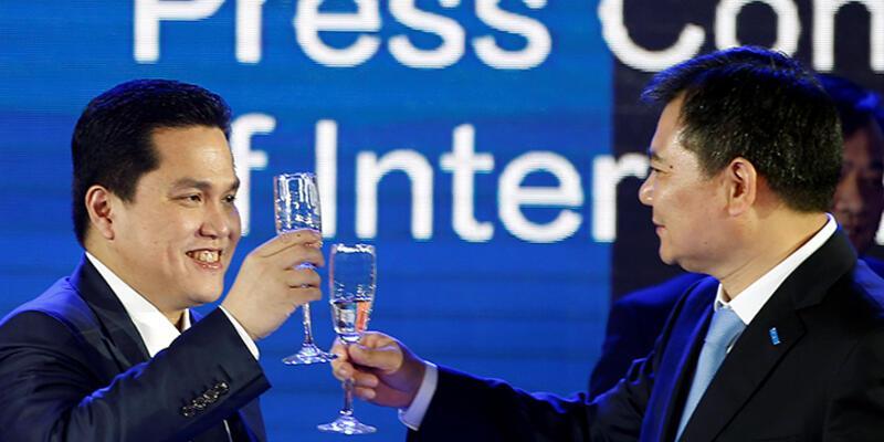 Inter Çinlilere satıldı