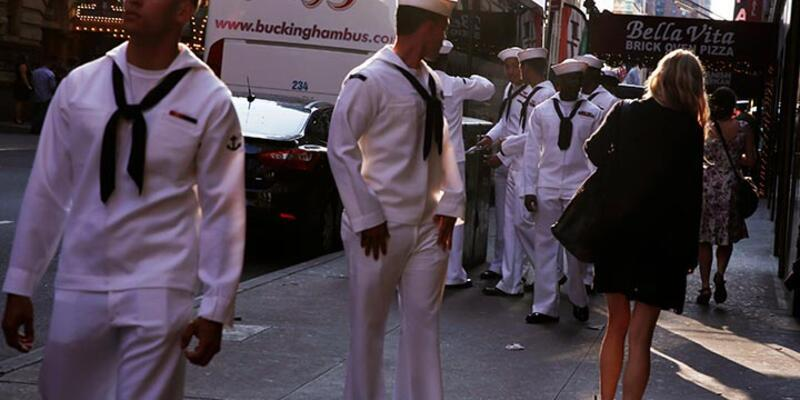 Japonya'daki ABD'li denizcilere içki yasağı