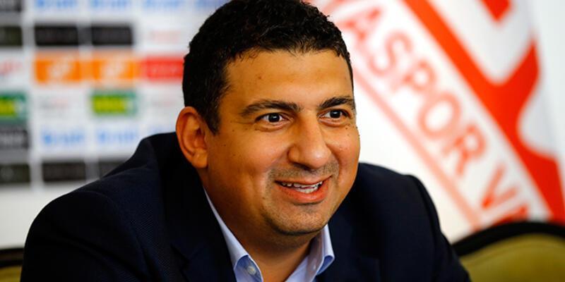 Antalyaspor Başkan adayı Ali Şafak Öztürk: 'Şov değil, başarı için geliyorum'